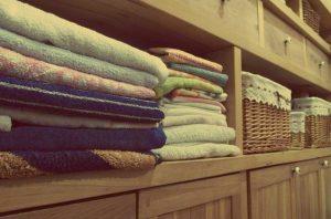 serviettes-rangees