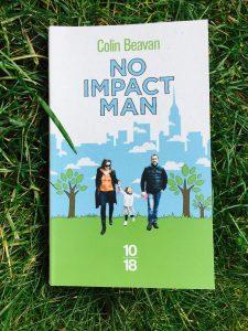No Impact: Mon (notre) défi du moment!