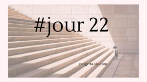 # Jour 22 / Mission (im)possible