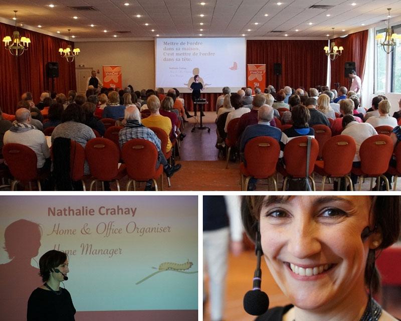 Conférence de Nathalie Crahay pour Vivacité